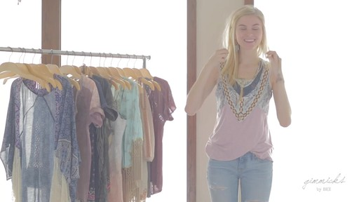 Outfits for Spring: Gimmicks by BKE Part 3 - image 3 from the video