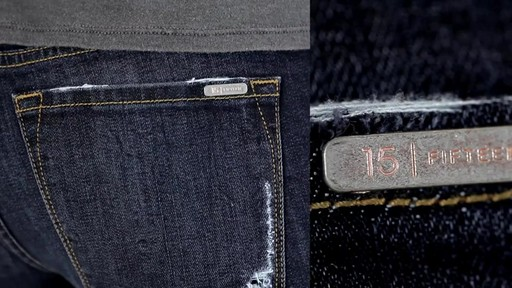 Buckle Denim Edit: Women's Denim Details - image 6 from the video
