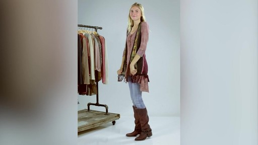 Gimmicks by BKE: Layered Outfits for Fall - Part 5 - image 3 from the video