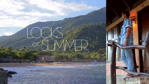 Buckle Men's Summer Styles 2014 - image 1 from the video