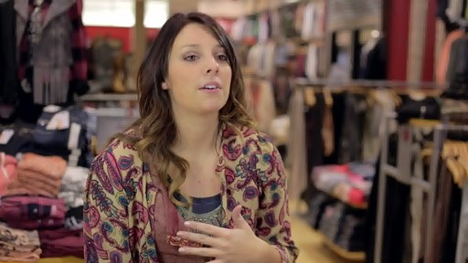 Get Fitted with a Buckle Personal Stylist - image 3 from the video
