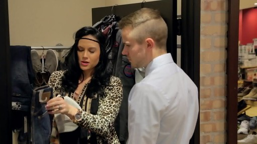 Get Fitted with a Buckle Personal Stylist - image 5 from the video