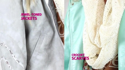 Women's Spring Accessories at Buckle - image 7 from the video