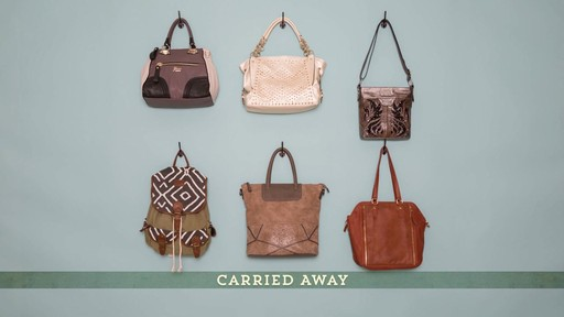 Handbags for Women: Carried Away - image 1 from the video