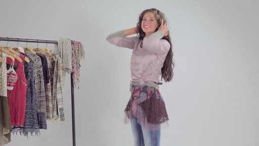 Gimmicks by BKE: Layered Outfits for Fall 2014 – Part 1 - image 3 from the video