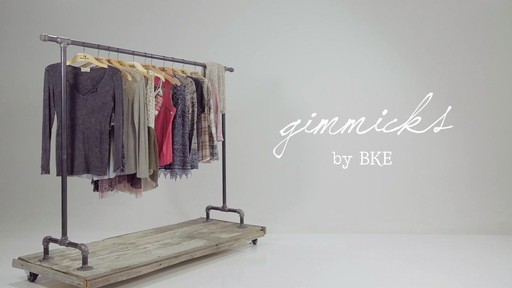 Gimmicks by BKE: Layered Outfits for Fall 2014 – Part 1 - image 5 from the video