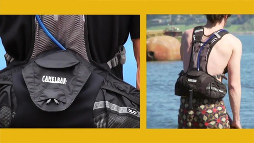 CAMELBAK Baja Hydration Pack - image 10 from the video