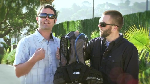 CAMELBAK Baja Hydration Pack - image 3 from the video