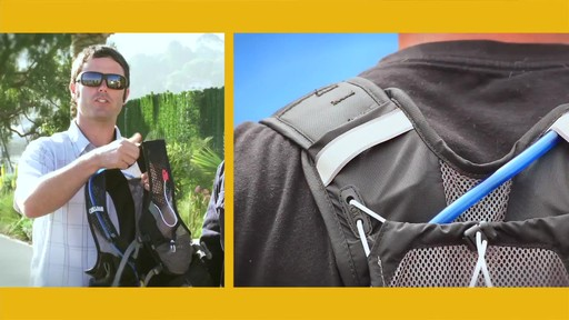 CAMELBAK Baja Hydration Pack - image 9 from the video