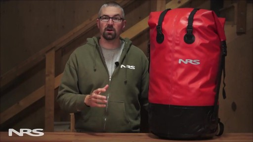 NRS 3.8 Heavy-Duty Bill's Bag Dry Bag - image 1 from the video