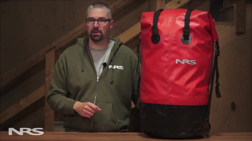 NRS 3.8 Heavy-Duty Bill's Bag Dry Bag - image 10 from the video