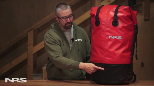NRS 3.8 Heavy-Duty Bill's Bag Dry Bag - image 4 from the video