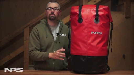 NRS 3.8 Heavy-Duty Bill's Bag Dry Bag - image 5 from the video