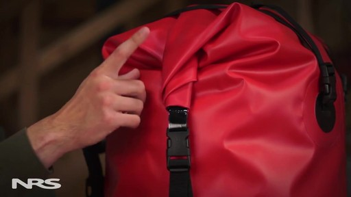 NRS 3.8 Heavy-Duty Bill's Bag Dry Bag - image 6 from the video