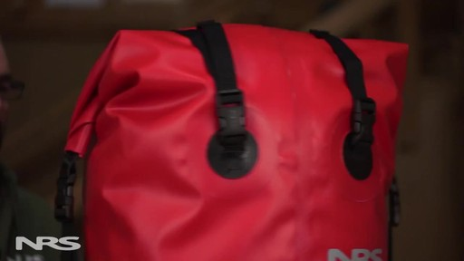 NRS 3.8 Heavy-Duty Bill's Bag Dry Bag - image 7 from the video