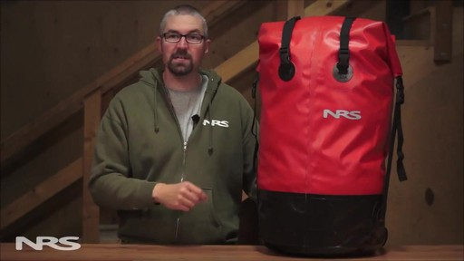 NRS 3.8 Heavy-Duty Bill's Bag Dry Bag - image 9 from the video