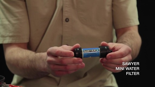 SAWYER Mini Water Filter - image 1 from the video