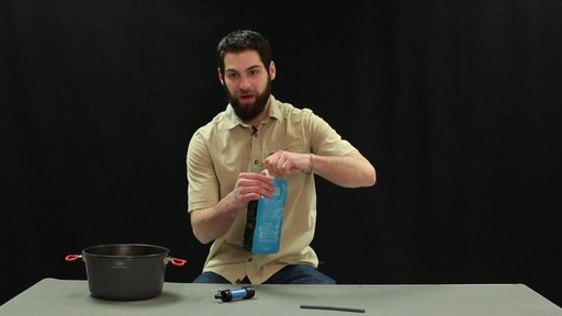 SAWYER Mini Water Filter - image 4 from the video