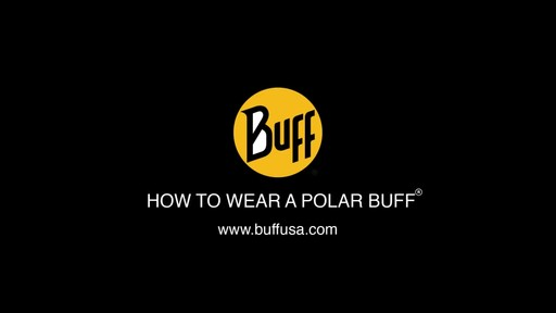 BUFF: How to wear a Polar Buff - image 1 from the video