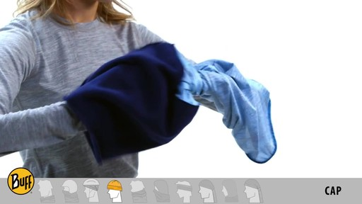 BUFF: How to wear a Polar Buff - image 8 from the video