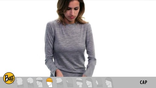 BUFF: How to wear a Polar Buff - image 9 from the video