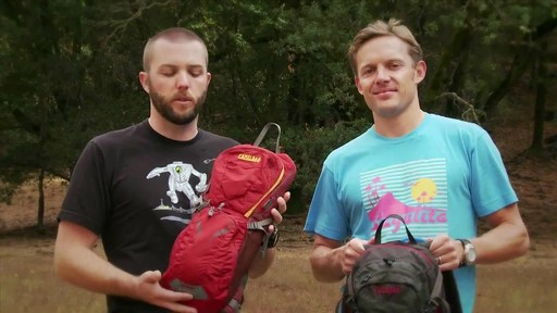 CAMELBAK Lobo & M.U.L.E. Hydration Packs - image 6 from the video