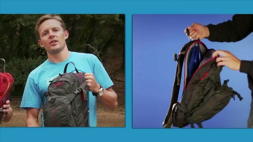 CAMELBAK Lobo & M.U.L.E. Hydration Packs - image 7 from the video