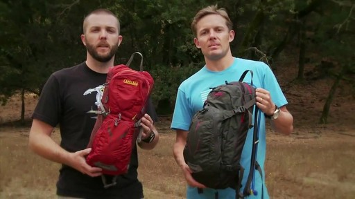 CAMELBAK Lobo & M.U.L.E. Hydration Packs - image 9 from the video