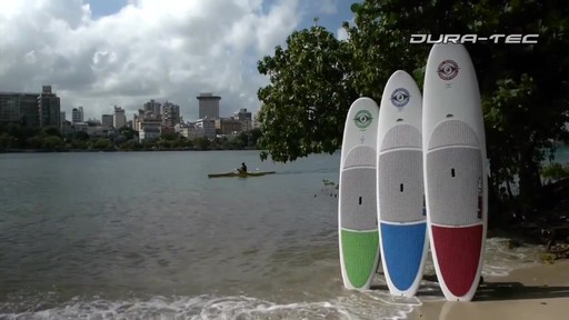 """BIC DURA-TEC 10'4"""" Stand Up Paddleboard - image 2 from the video"""