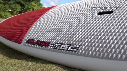 """BIC DURA-TEC 10'4"""" Stand Up Paddleboard - image 3 from the video"""