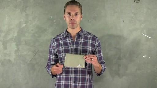 EAGLE CREEK RFID Blocker Hidden Pocket - image 2 from the video