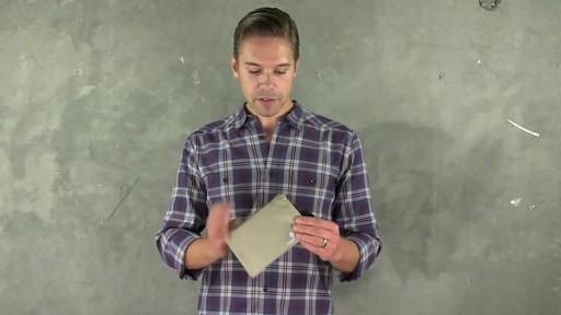 EAGLE CREEK RFID Blocker Hidden Pocket - image 7 from the video