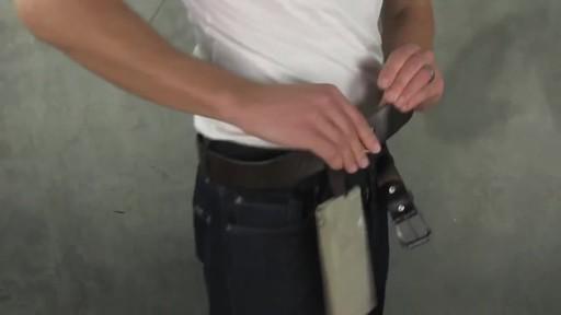EAGLE CREEK RFID Blocker Hidden Pocket - image 8 from the video