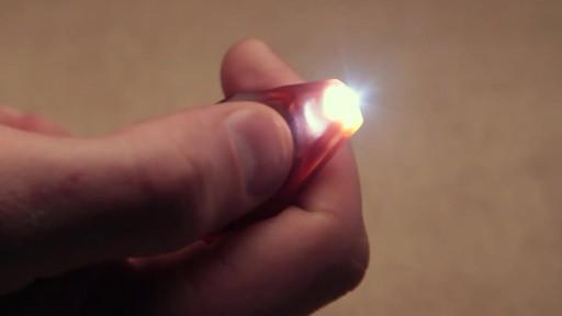 INOVA Microlight STS Flashlight - image 2 from the video