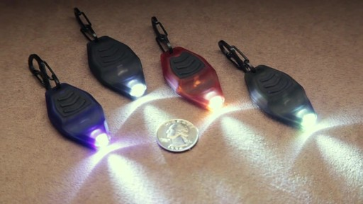 INOVA Microlight STS Flashlight - image 7 from the video