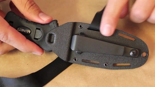 MCNETT M Essentials Saturna Knife - image 8 from the video