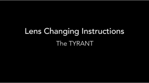 TIFOSI Lens Changing Instructions - TYRANT - image 1 from the video