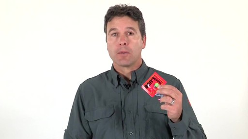 AMK Ben's 30 Insect Repellent Wipes - image 4 from the video