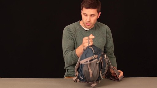 EMS Skytop Waist Pack - image 10 from the video