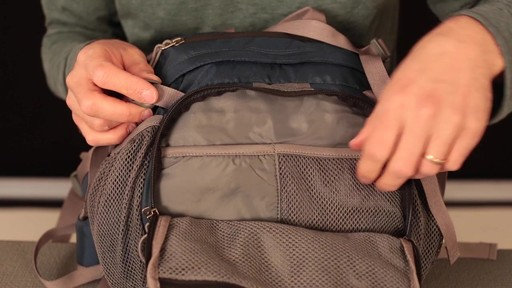 EMS Skytop Waist Pack - image 3 from the video
