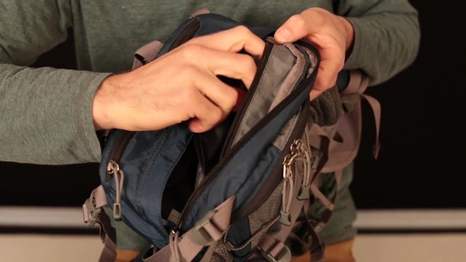 EMS Skytop Waist Pack - image 4 from the video