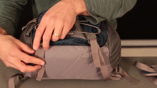 EMS Skytop Waist Pack - image 5 from the video