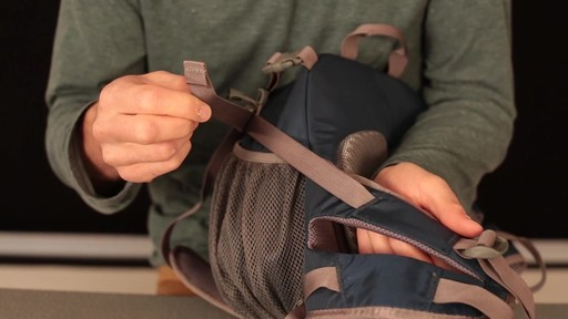 EMS Skytop Waist Pack - image 6 from the video