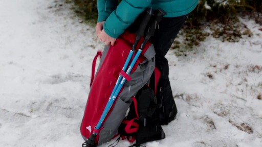 EMS Post Hole Snowshoe Bag - image 7 from the video