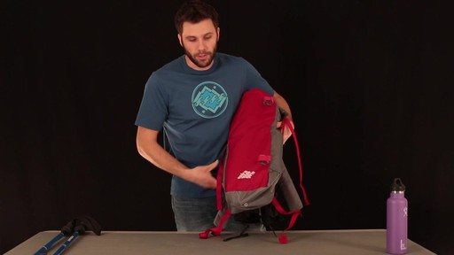 EMS Post Hole Snowshoe Bag - image 8 from the video
