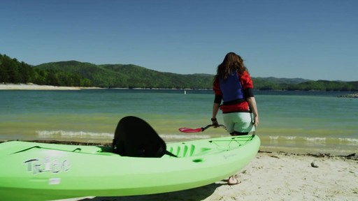 PERCEPTION Tribe Kayak - image 1 from the video