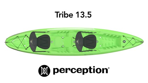 PERCEPTION Tribe Kayak - image 8 from the video