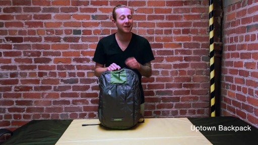 TIMBUK2 Uptown Daypack - image 1 from the video