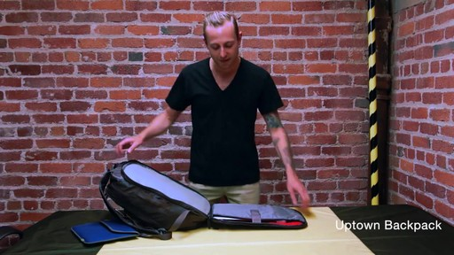 TIMBUK2 Uptown Daypack - image 10 from the video