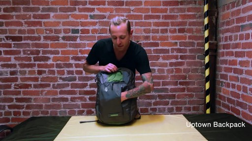 TIMBUK2 Uptown Daypack - image 2 from the video